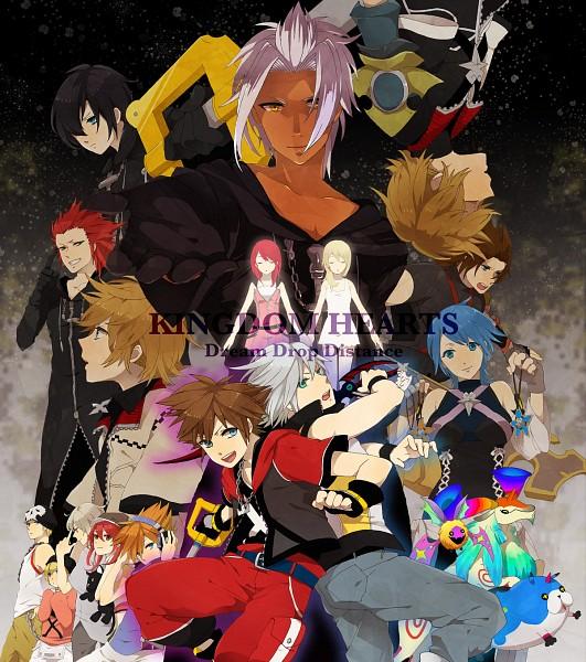 Tags: Anime, Tomobiki, Kingdom Hearts 3D: Dream Drop Distance, Subarashiki Kono Sekai, Kingdom Hearts 358/2 Days, Kingdom Hearts II, Kingdom Hearts: Birth by Sleep, Kingdom Hearts, Roxas, Raimu Bito, Terra, Naminé, Sora (Kingdom Hearts)