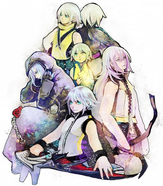 Tags: Anime, Kingdom Hearts 3D: Dream Drop Distance, Kingdom Hearts: Birth by Sleep, Kingdom Hearts 358/2 Days, Kingdom Hearts II, Kingdom Hearts, Kingdom Hearts: Chain of Memories, Riku (Kingdom Hearts), Keyblade, Shrine, Chinese House