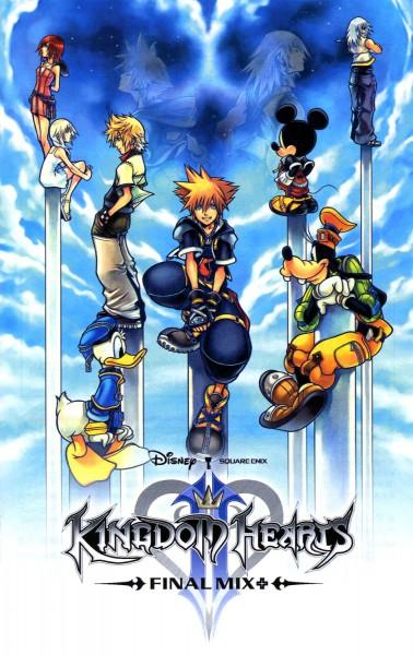 Tags: Anime, Nomura Tetsuya, SQUARE ENIX, Kingdom Hearts, Kingdom Hearts II, Kingdom Hearts 358/2 Days, Goofy, Donald Duck, Sora (Kingdom Hearts), Roxas, Kairi (Kingdom Hearts), Naminé, Riku (Kingdom Hearts)