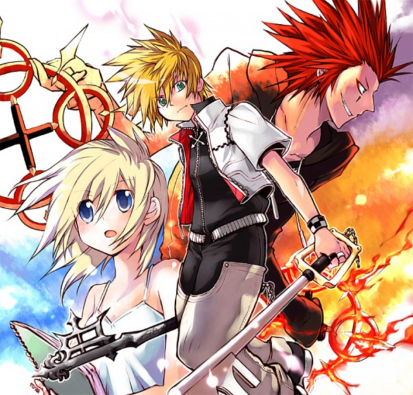 Kingdom Hearts II Image #242313