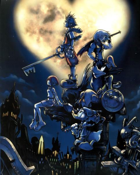 Kingdom Hearts Series - SQUARE ENIX