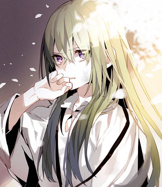 Tags: Anime, Eihi, Fate/Grand Order, Kingu, Dirt, Wiping Face, Pixiv