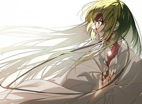 Tags: Anime, Pixiv Id 32335758, Fate/Grand Order, Kingu, Pixiv, Fanart, Fanart From Pixiv