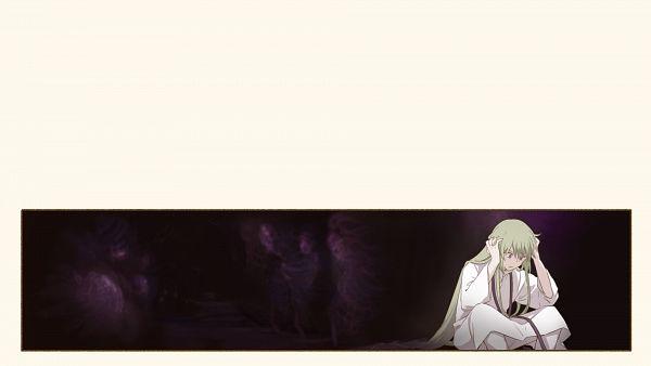 Tags: Anime, Pixiv Id 5474262, Fate/Grand Order, Kingu, Fanart, Fanart From Pixiv, Pixiv, Wallpaper