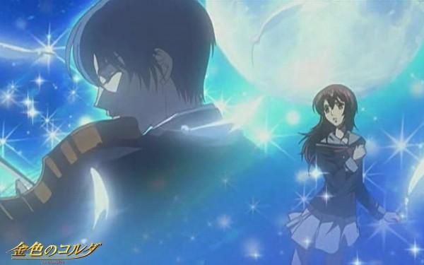 Tags: Anime, Kiniro no Corda, Hino Kahoko, Tsukimori Len, Screenshot, La Corda D'oro