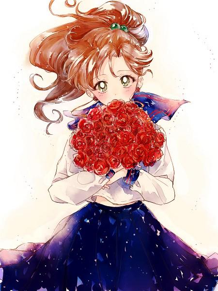 Tags: Anime, Ahma, Bishoujo Senshi Sailor Moon, Kino Makoto, Fanart, Fanart From Pixiv, PNG Conversion, Mobile Wallpaper, Pixiv