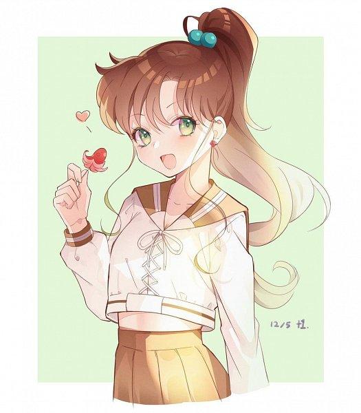 Tags: Anime, Bishoujo Senshi Sailor Moon, Kino Makoto