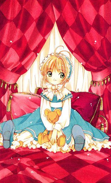 Tags: Anime, CLAMP, Cardcaptor Sakura, Cardcaptor Sakura Illustrations Collection 3, Kinomoto Sakura, Scan, Mobile Wallpaper, Official Art