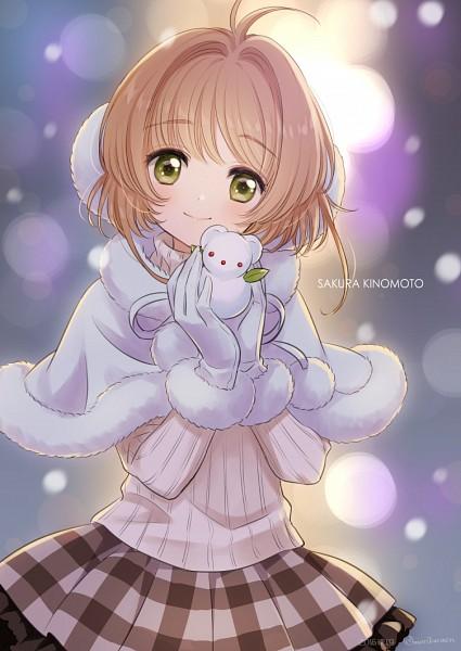 Tags: Anime, Morikura En, Cardcaptor Sakura, Kinomoto Sakura, Mobile Wallpaper, Pixiv, Fanart
