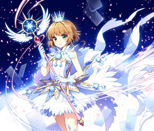 Tags: Anime, Nardack, Cardcaptor Sakura, Cardcaptor Sakura: Clear Card-hen, Kinomoto Sakura