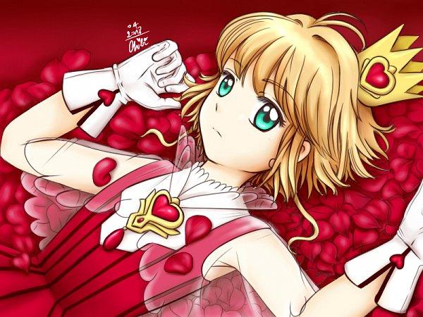 Tags: Anime, Pixiv Id 9732540, Cardcaptor Sakura, Cardcaptor Sakura: Clear Card-hen, Kinomoto Sakura, Wallpaper