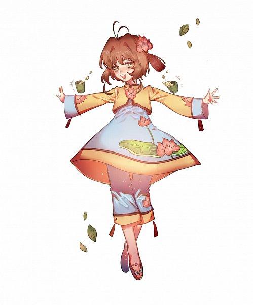 Tags: Anime, Pixiv Id 10463051, Cardcaptor Sakura, Cardcaptor Sakura: Clear Card-hen, Kinomoto Sakura, Fanart, Fanart From Pixiv, Pixiv, Mobile Wallpaper
