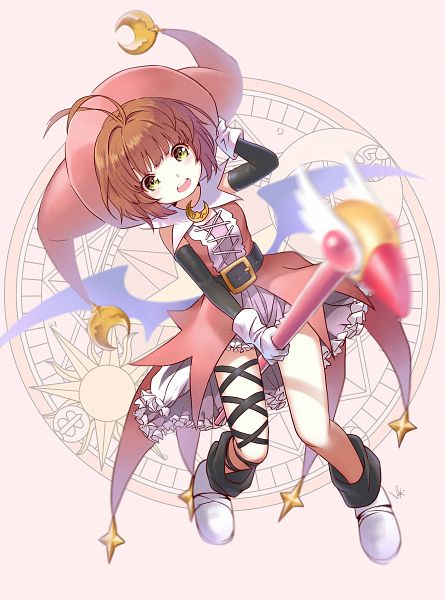 Tags: Anime, Pixiv Id 12410975, Cardcaptor Sakura, Kinomoto Sakura, Fanart From Pixiv, Pixiv, Fanart