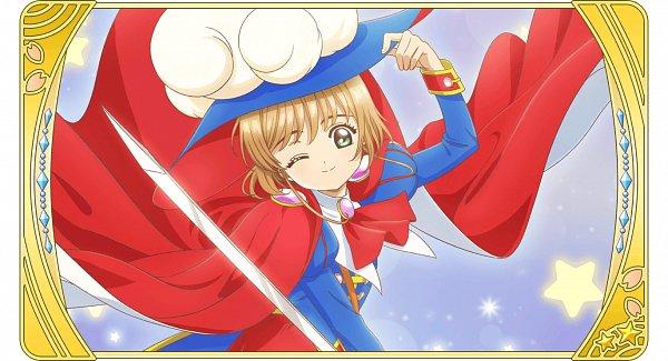 Tags: Anime, Monstar Lab, Cardcaptor Sakura, Cardcaptor Sakura: Happiness Memories, Kinomoto Sakura, Official Card Illustration, Official Art