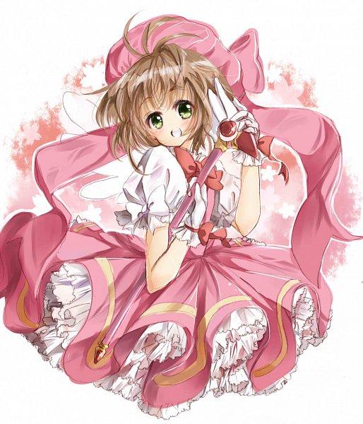 Tags: Anime, Kasupi, Cardcaptor Sakura, Kinomoto Sakura, Sealing Wand (Dormant Form), Pixiv, Fanart, Fanart From Pixiv