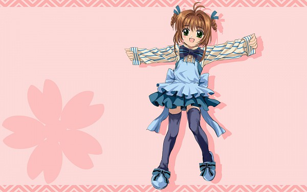 Tags: Anime, Moonknives, Cardcaptor Sakura, Kinomoto Sakura, Wallpaper