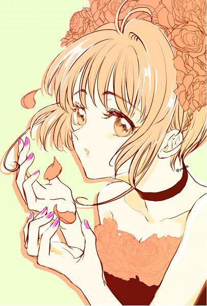 Tags: Anime, Pixiv Id 1885816, Cardcaptor Sakura, Kinomoto Sakura, Pixiv, Mobile Wallpaper, Fanart, Fanart From Pixiv