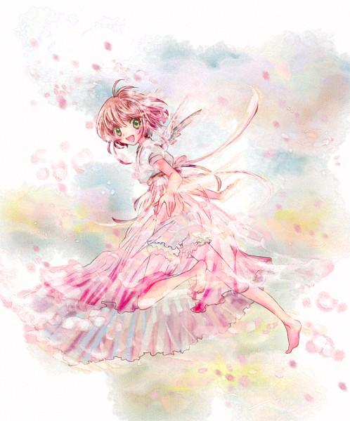 Tags: Anime, Pixiv Id 2660177, Cardcaptor Sakura, Kinomoto Sakura, Fanart, Pixiv