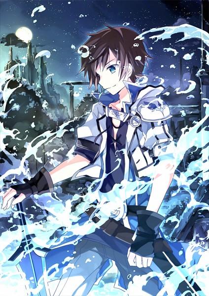 Tags: Anime, Kinoshita Neko, Pixiv, Original, Mobile Wallpaper, Pixiv Fantasia, Pixiv Fantasia: New World