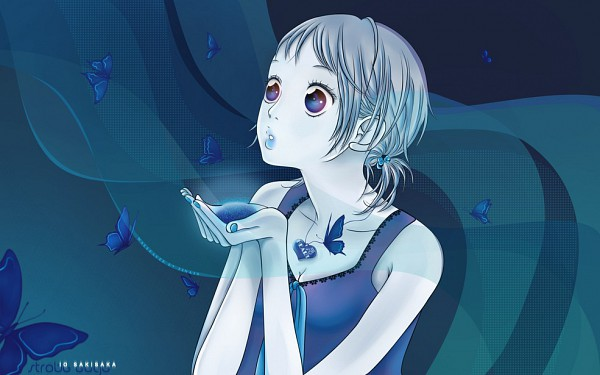 Tags: Anime, Strobe Edge, Kinoshita Ninako, Wide Eyes