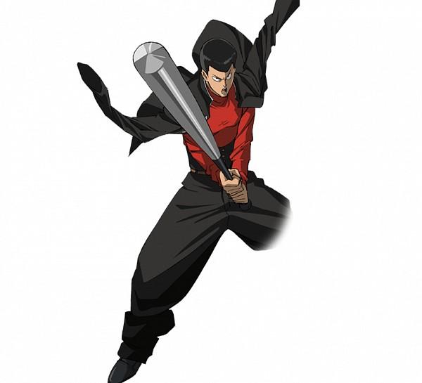 Kinzoku Bat - One Punch Man