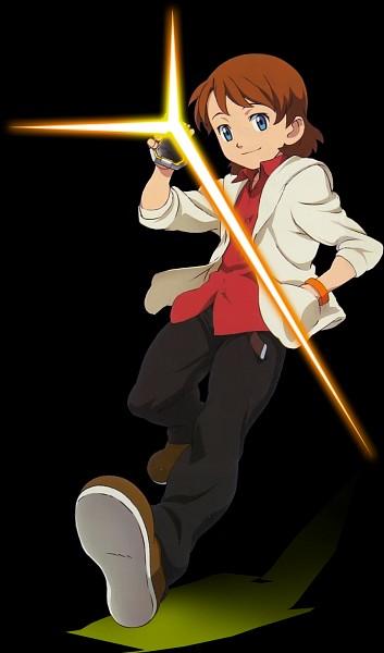 Kio Asuno - Kidou Senshi Gundam AGE