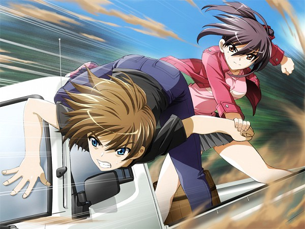 Tags: Anime, Overdrive, Kira☆Kira, Isurugi Chie, Maejima Shikanosuke