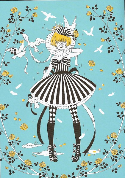 Tags: Anime, Kira Imai, Mobile Wallpaper