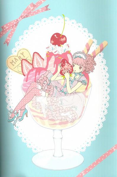 Tags: Anime, Kira Imai, Scan