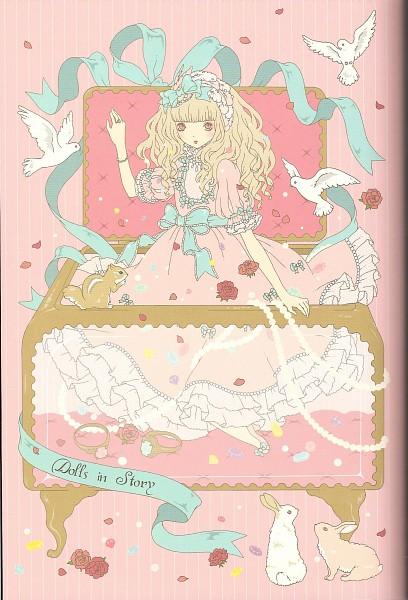 Tags: Anime, Kira Imai, Mobile Wallpaper, Scan