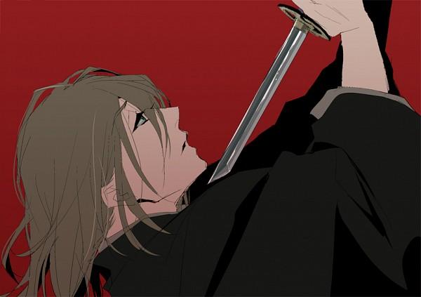 Tags: Anime, Tom (Leciel2010), BLEACH, Kira Izuru, Fanart, Fanart From Pixiv, Pixiv