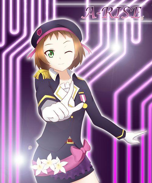 Tags: Anime, Pixiv Id 7336799, Love Live!, Kira Tsubasa, PNG Conversion
