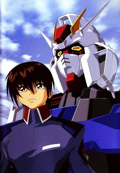 Tags: Anime, Mobile Suit Gundam SEED, Mobile Suit Gundam SEED Destiny, Strike Gundam, Kira Yamato