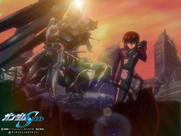 Tags: Anime, Mobile Suit Gundam SEED Destiny, Mobile Suit Gundam SEED, Kira Yamato, Freedom Gundam