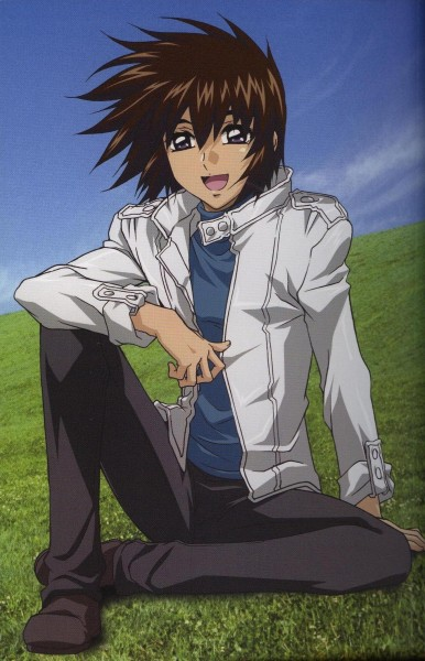 Tags: Anime, Mobile Suit Gundam SEED Destiny, Mobile Suit Gundam SEED, Kira Yamato, Official Art