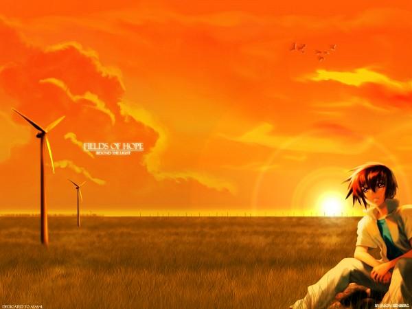 Tags: Anime, Mobile Suit Gundam SEED, Mobile Suit Gundam SEED Destiny, Kira Yamato, Wallpaper