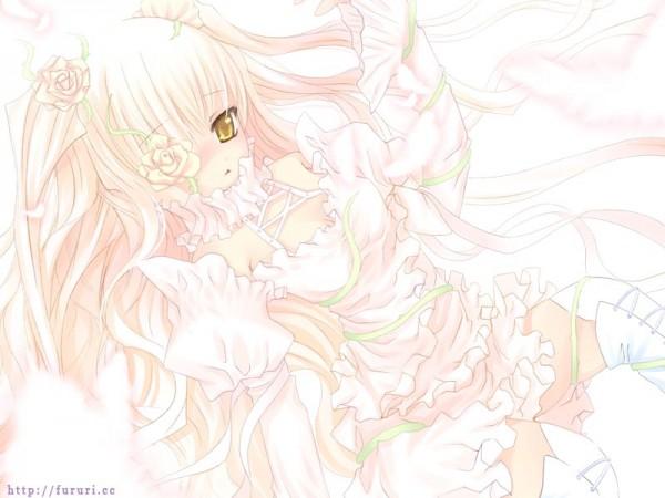 Tags: Anime, Hinayuki Usa, Rozen Maiden, Kirakishou, Fanart