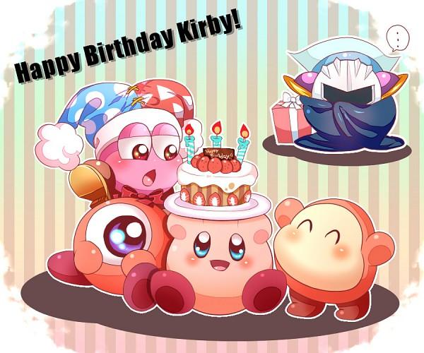 Tags: Anime, Kirby Series, Marx, Kirby, Waddle Doo, Waddle Dee, Meta Knight