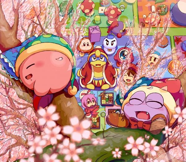 Tags: Anime, Kirby Series, Marx, Kirby, Waddle Doo, Waddle Dee, King Dedede