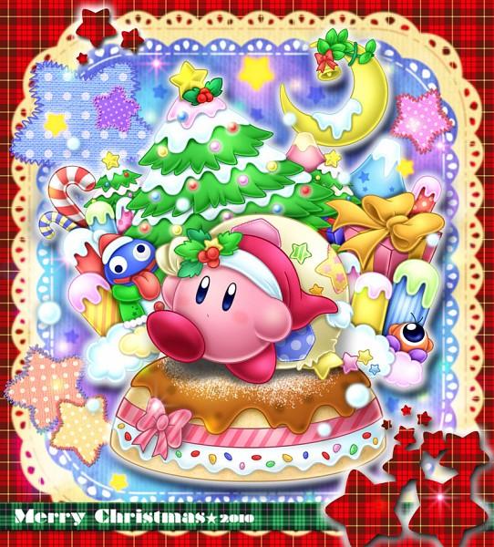 Tags: Anime, Kirby Series, Kirby, Waddle Doo, Sapins