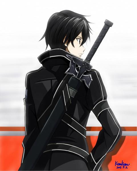 Tags: Anime, Kem Kem, Sword Art Online, Kirigaya Kazuto, Backlight, Fanart From Pixiv, Pixiv, Fanart