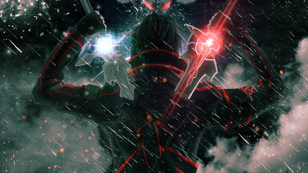 Tags: Anime, Sword Art Online, Kirigaya Kazuto, HD Wallpaper, Wallpaper