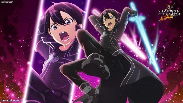 Tags: Anime, Bandai Namco Entertainment, Sword Art Online, Sword Art Online: Alicization Blading, Kirigaya Kazuto, Official Art, Official Wallpaper, Wallpaper