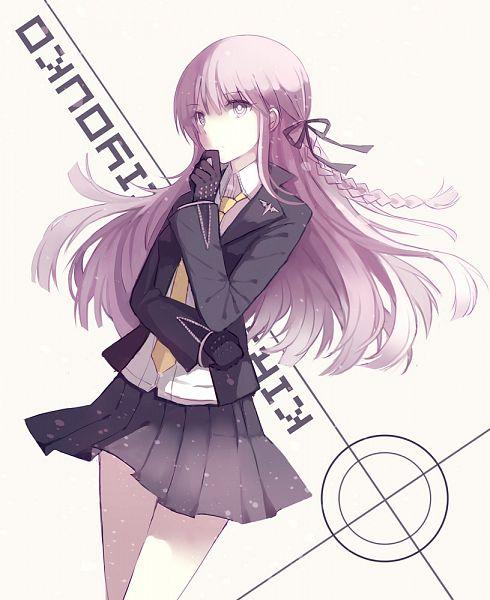 Tags: Anime, Cuivre, Danganronpa, Kirigiri Kyouko