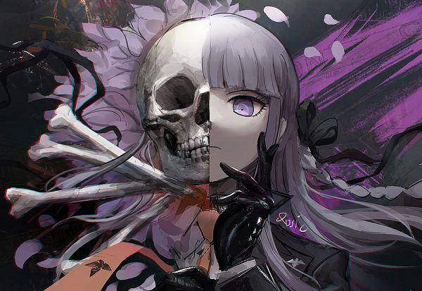 Tags: Anime, Qosic, Danganronpa, Kirigiri Kyouko
