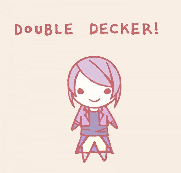 Tags: Anime, Pixiv Id 531195, Double Decker! Doug & Kirill, Kirill Vrubel