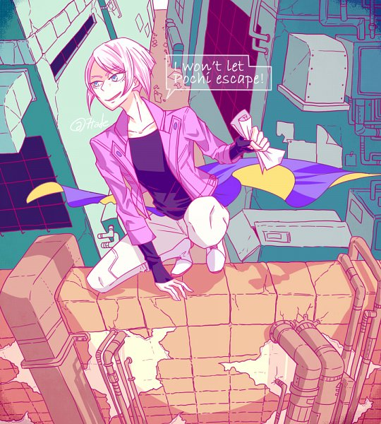 Tags: Anime, Pixiv Id 2036562, Double Decker! Doug & Kirill, Kirill Vrubel