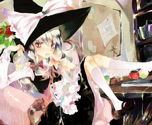 Tags: Anime, Prino Hawell, Touhou, Kirisame Marisa, Marisa Kirisame