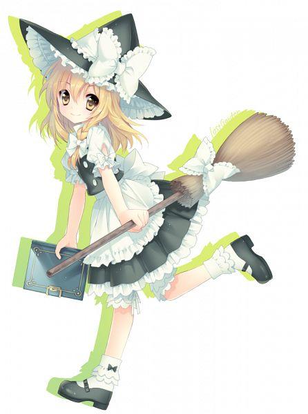Tags: Anime, Sakura Neko, Touhou, Kirisame Marisa, Fanart From Pixiv, Fanart, Pixiv, Marisa Kirisame