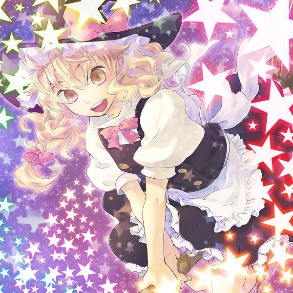 Tags: Anime, Tomobe Kinuko, Touhou, Kirisame Marisa, Marisa Kirisame